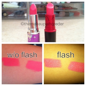 Viva Glam Nicki vs Geradium LimeCrime