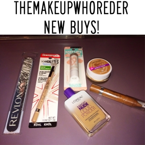 makeup Foundation eyeliner haul