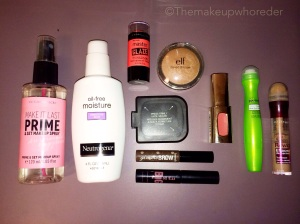 Victoria's Secret Garnier Maybelline Neutrogena Nars Benefit Beauty Loreal Paris