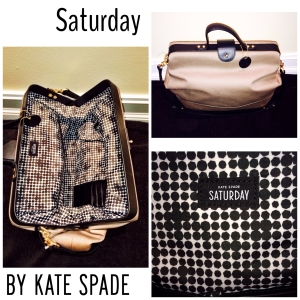 Utility Bag from Saturday by Kate Spade NY