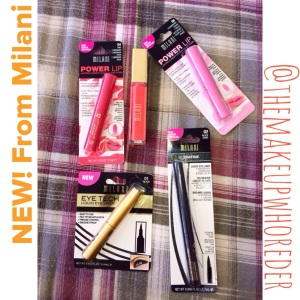 Milani Cosmetics Mini Haul Beauty Makeup