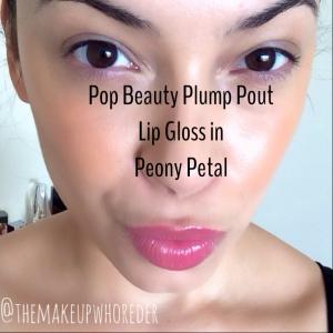 Self Pop Beauty Peony Petal