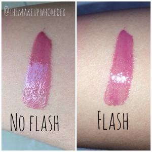 Milani Brilliant Shine Lip Gloss in Mauve Fetish 6
