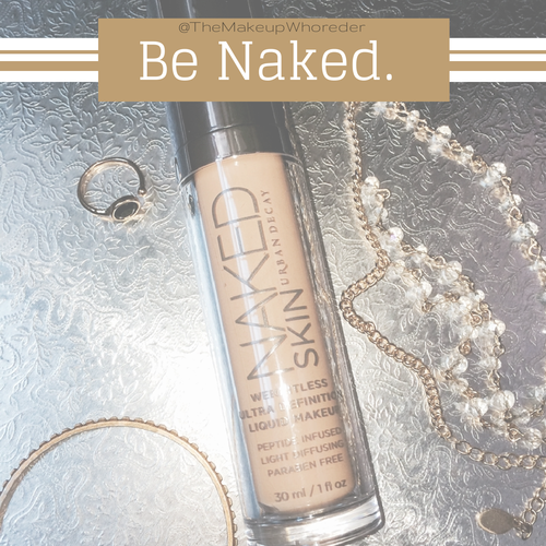 Be Naked.