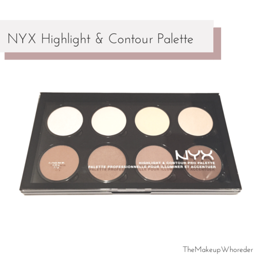 NYX Cosmetics Highlight and Contour Palette