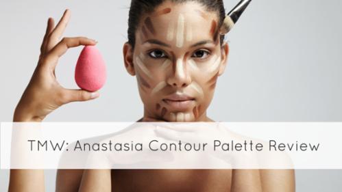Anastasia Contour Palette Review